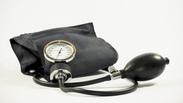 Lower Systolic Blood Pressure in Standing Predicts Falls